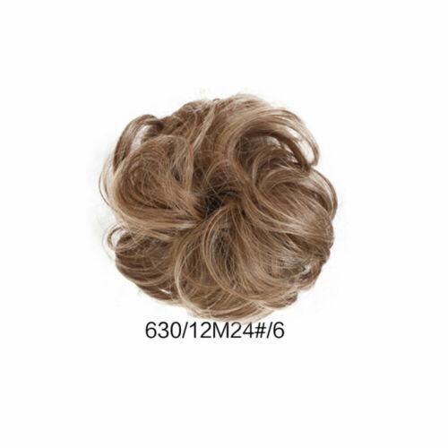 SALE Rose Chignon Facile à porter élégante Hair Scrunchies