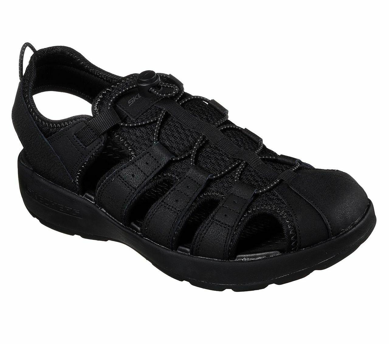 Mens sport casual melbo journeyman 2 mens sandals zapatos negro