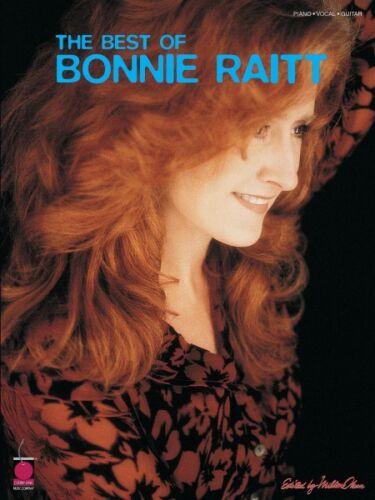 The Best of Bonnie Raitt Sheet Music On Capitol Records 1989-2003 Pi 002500660