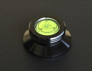 Platte-Vinyl-Weight-Clamp-Disc-Stabilisator-LP-Record-Weight-schwarz