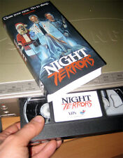 Night Terrors - Camp Motion Pictures VHS Horror Anthology
