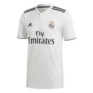 info for 3fe22 2d9e8 Details about REAL MADRID HOME 2018-19 MODRIC JERSEY SHORT SLEEVE SHIRT