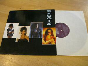 LP-REGGIE-Reggie-Same-Funk-Soul-Bellaphon-Vinyl-260-07-132-Schallplatte-RAR