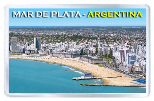 Sea Silver Argentina Fridge Magnet Souvenir Fridge Magnet