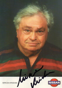 Mircea Krishan