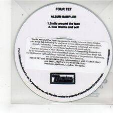 (FS489) Four Tet, Smile Around The Face - 2005 DJ CD