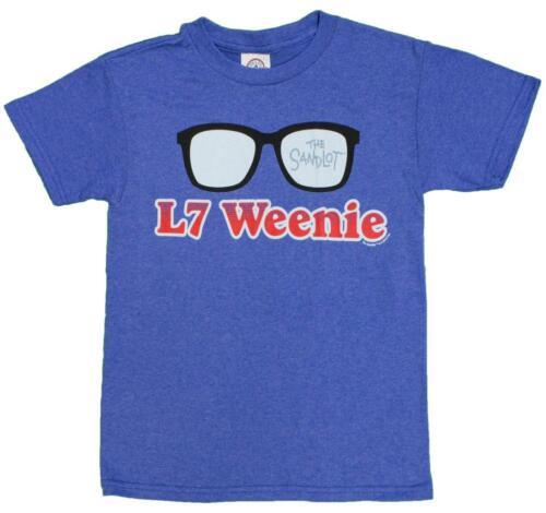 Boys 4-20 The Sandlot L7 Weenie Glasses T-Shirt