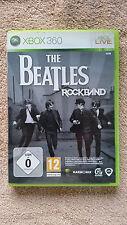 The Beatles RockBand Xbox 360  / complet / envoi gratuit