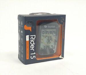 Bryton Rider 15C GPS Bike Cycling Computer with Bluetooth Smart Cadence Sensor