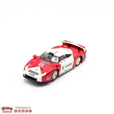 Glorieus Carrera Evolution 2540 Porsche 911 Gt1 Evo #17 Jb Racing '97 Slot Car Scala 1:32