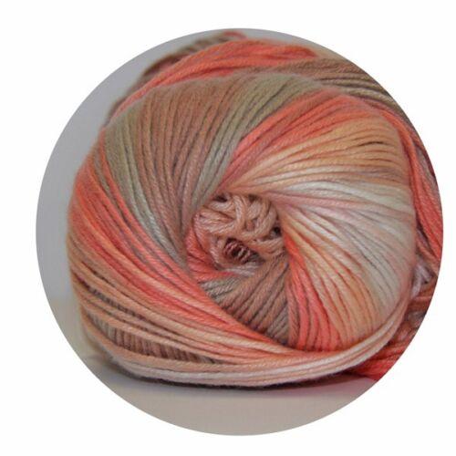 degradado lana tejer rellana batik microfasergarn 100gr 4,95 eur//100 g