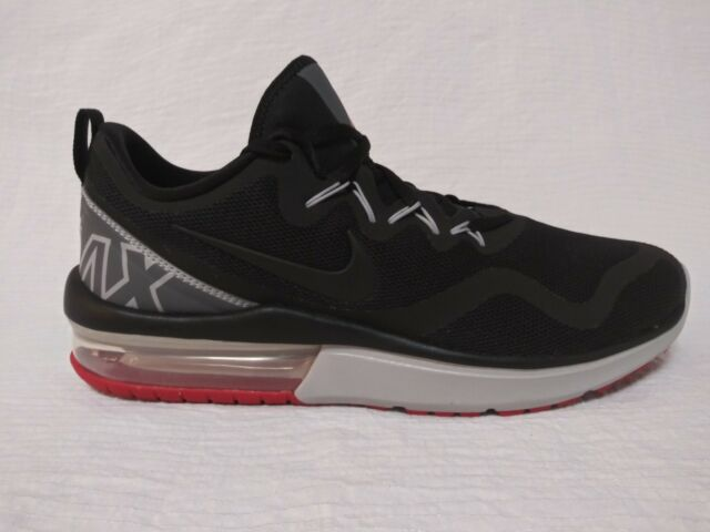 Nike Air Max Fury Mens Size 10 Black Gym Red Aa5739 006 for sale ... 11aa7e5e3