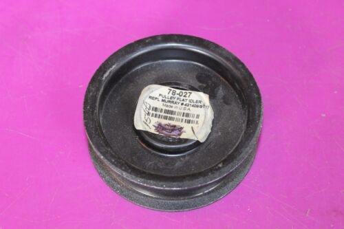 Oregon Idler Pulley Replaces Murray 421409//91779. Part 78-027