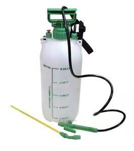 10L-10-Litre-Knapsack-Pressure-Sprayer-Garden-Plant-Watering-Weed-Killer-New