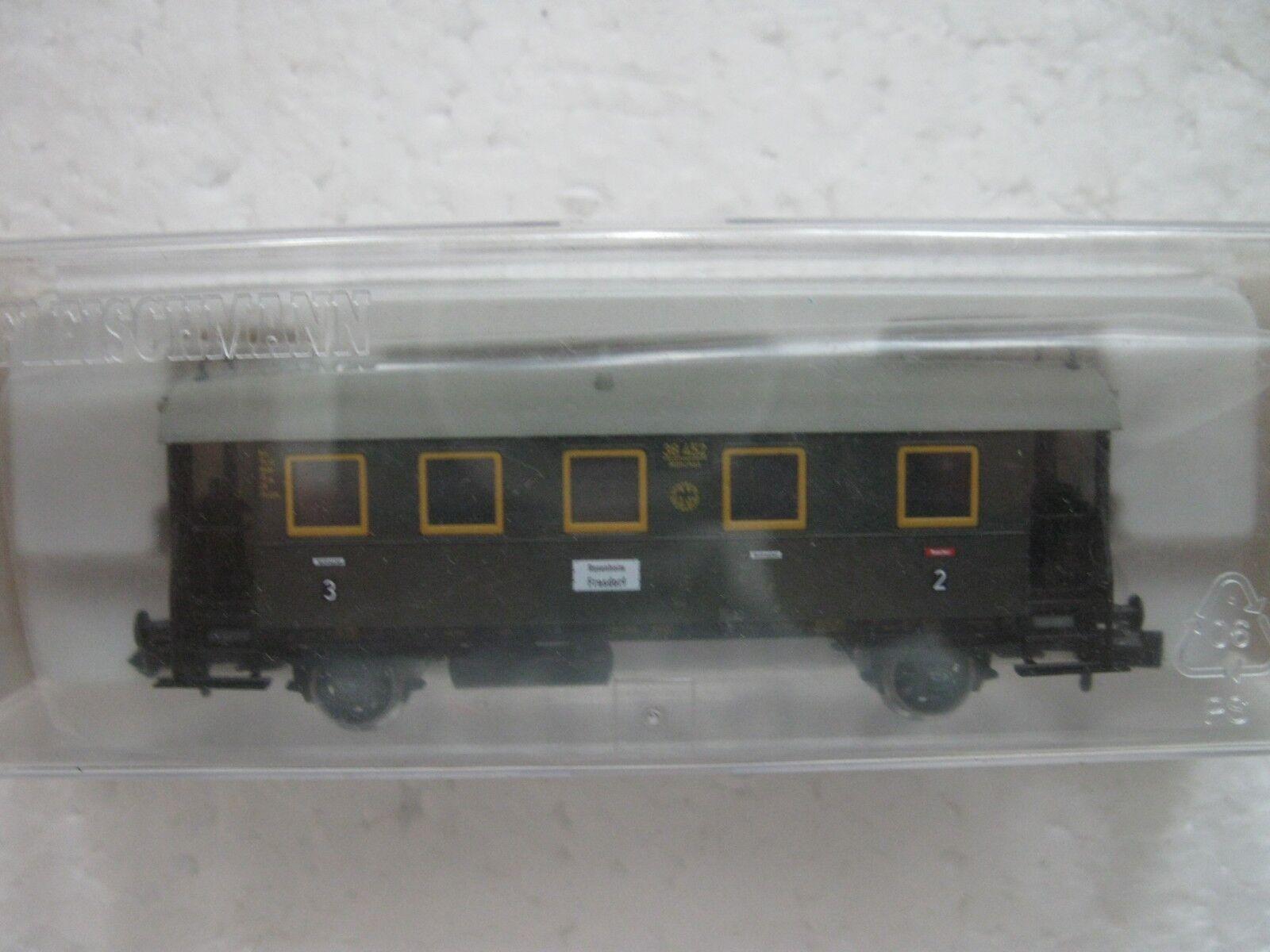 Fleischmann 8091 K vetture DRG passeggeri DRG vetture Traccia N dbe40b