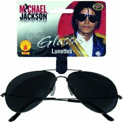 Michael Jackson Sunglasses Costume Accessory