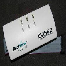 ARM Emulator ARM Programmer USB JTAG Realview Ulink2 II Debug Adapter ckm