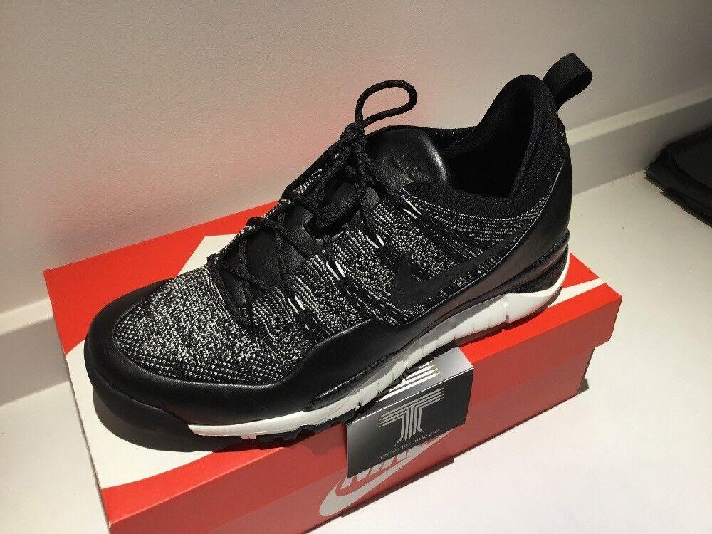 "Nike Lupinek ""Oreo"" Flyknit Low ""Oreo"" Lupinek ~ 882685 100 ~ Uk 4f6290"
