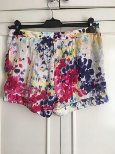 10uk Shorts Mochino taglia seta in xwwOYqA7