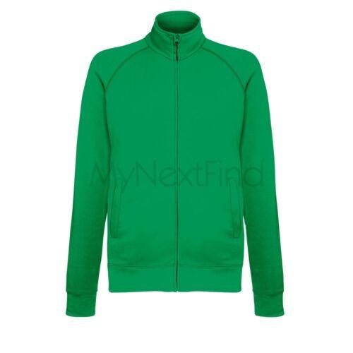 Fruit of the Loom Lightweight Sweatshirt Jacket