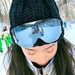 Men-Women-HD-Ski-Goggles-UV400-Anti-Fog-Ski-Eyewear-Winter-Windproof-Snowboard