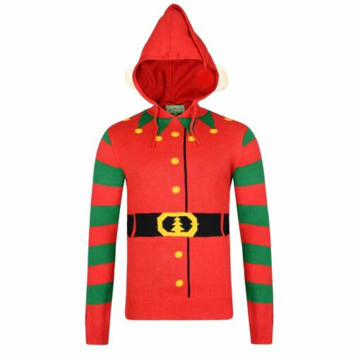New Christmas Xmas Jumper Funny Novelty Mens Ladies Vintage Knitted Sweater