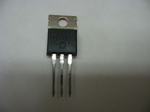 de chez NXP qui remplace  Philips Transistor IRFZ44N IRFZ 44 N