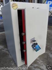 CASSAFORTE ARMADIO 60x43x40 TECHNOMAX Key Securemme SECURMAP SMK/8 Taglio Laser