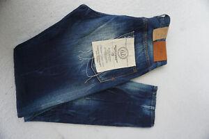 Scotch & Soda Phaidon Messieurs Jeans Super Slim Fit Pantalon w32 l32 darkblue Neuf