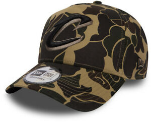 b0177515d6c Image is loading Cleveland-Cavaliers-New-Era-Camo-A-Frame-Cap