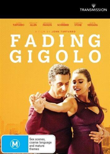 1 of 1 - Fading Gigolo (DVD, 2014) // Brand New