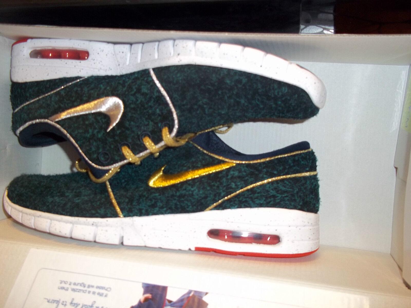 Men's Nike Stefan Janoski Max DB Size 8.5 (719722 474)