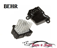 Heater Blower Motor Resistor Behr Type Replacement For Bmw 3 Series E46 E83
