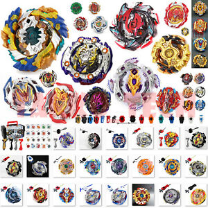 Beyblade Burst Gold B-86 Legend Spriggan .7.MR mit Left-Right Launcher Pro Grip