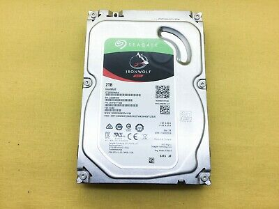 Seagate IronWolf NAS ST2000VN004 2TB 5900RPM SATA 6.0 GB//s 64MB ST2000VN004