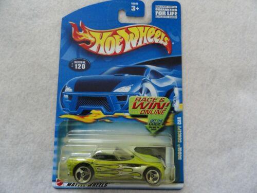 Dodge Concept Car Collector #120   Hot Wheels