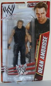 WWE-DEAN-AMBROSE-WRESTLING-FIGURE-1ST-TIME-IN-LINE-THE-SHIELD-JON-MOXLEY-AEW