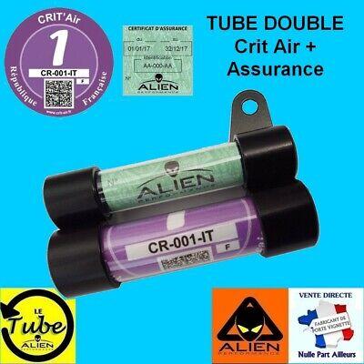Support Vignette Porte-vignette Pour Moto Tube Cylindrique /Étanche-Bleu