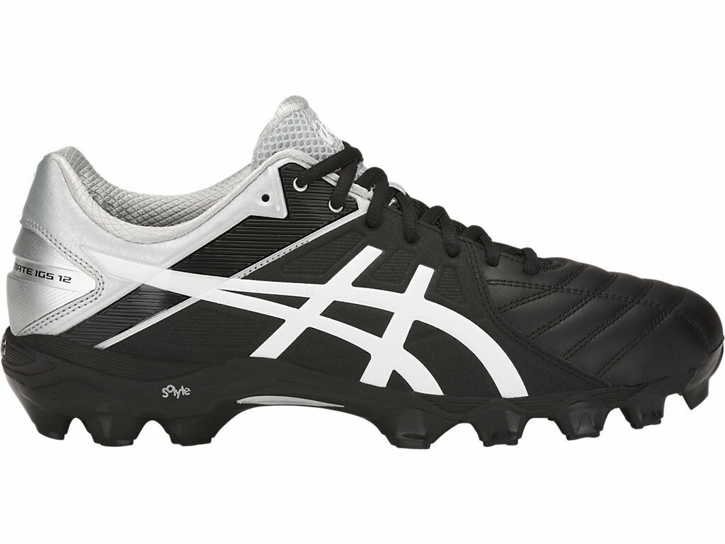 NEW Asics Gel Lethal Ultimate IGS 12 Mens Footbal Stiefel (9093)