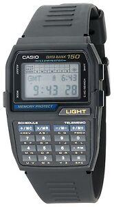 b0ef6fb52963 La imagen se está cargando Nuevo-Casio-Hombres-Dbc150-1-Databank-Reloj -Digital-