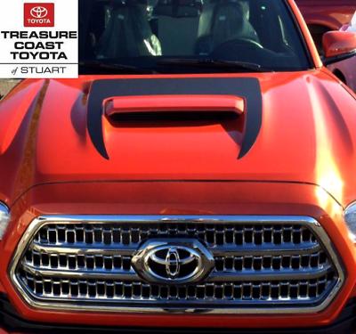 Toyota 2016 Models >> New Oem 2016 2019 Toyota Tacoma Hood Graphics For Trd Sport Models Ebay