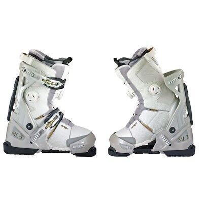 NEW Apex ML-3 23 to 27 Flex 90/100/110 Womens All Mountain Ski Boots 2017 Rt$795