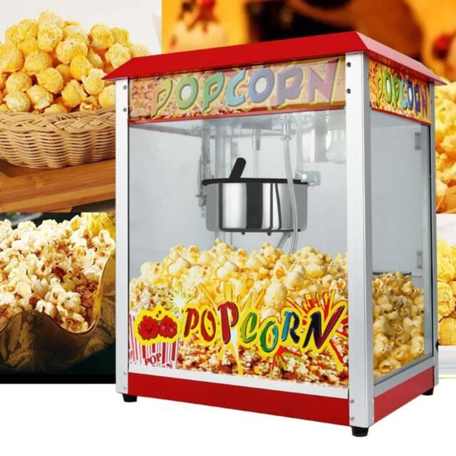 Caramel Corn Concession Decal Stand Popcorn Machine For Sale Ebay