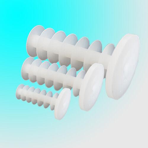 Dübelstopfen Dübelverschluss Verschlusskappe Dübelkappe 8 10 12 14 16 mm