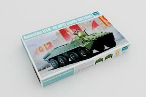 BTR-70 APC Russe début de production 1//35 Trumpeter