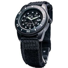 Smith & Wesson SWW-5982 Commando Watch Nylon Band Black