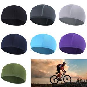 Unisex Cycling Skull Cap Bike Motorbike Under Helmet Liner