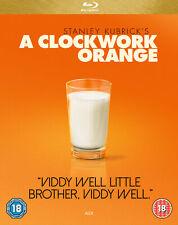 Clockwork Orange (Blu-ray) Malcolm McDowell, Patrick Magee, Michael Bates