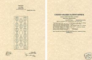 Transformers Starscream brevet Américain Art Imprimé Prêt à encadrer 1986 Decepticon