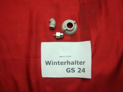 Buse Lavage avec paréo mère pour hiver Support Restaurateur GS 24